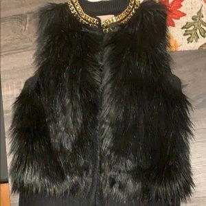 Michael kors chain neck vest